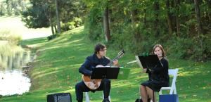 Greenspring Flute & Guitar Duo, Baltimore