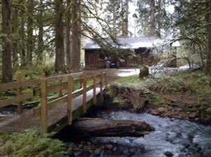 Cottage Stay, Camp Colton Retreat, Colton — Ridgeway Bee Creek