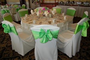 Wedding Bell Package, Aldarios Restaurant & Banquet Facilities, Milford — Banquet Room