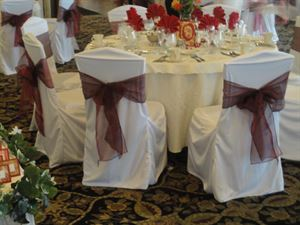 Rose Garden, Aldarios Restaurant & Banquet Facilities, Milford — Wedding Room