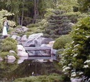 Japanese Garden, Como Park Zoo And Conservatory, Saint Paul