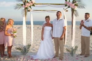 Magical Beach Weddings, Gulf Shores