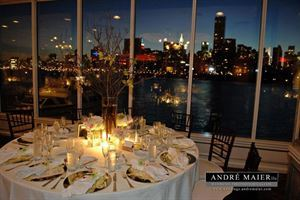 Wedding Receptions, Water's Edge, Long Island City