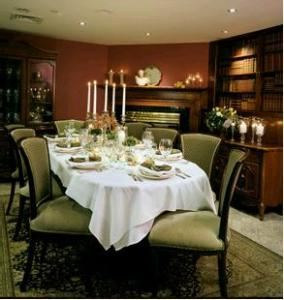 Private Vip Dining Room, Ponticello Ristorante, Astoria — Private Vip Dining Room