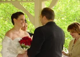 Wedding Officiant, A Time for Love Weddings, Arnold