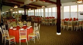 Water's Edge Room, The Deck at Harbor Pointe, Essington