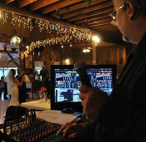 Four Hour DJ Package Holidays Parties, America's Music Experts - Dayton, Dayton — Wedding Reception