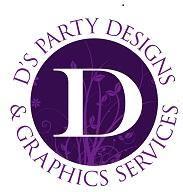 D's Party Designs & Graphics Services, Baltimore