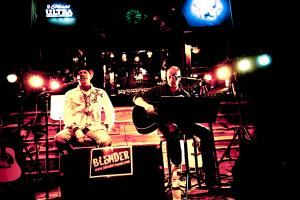 BLENDER, Austin — Acoustic Duo Cover band playing Rock/Pop from the 80s to present