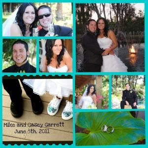 JRZPhotography, Victorville — Just a collage of few of the images from Casey and Mike's wedding.  We will pose our customers, but we are also watching everything going on, in order to capture those special moments that defy recreation.