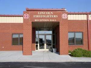 Lincoln Firefighter's Reception Hall, Lincoln — The Lincoln Firefighter's Reception Hall has a dynamic entertainment space that can accommodate any style of event up to 300 people seated. This classic building with its professional interior décor will provide an unsurpassed atmosphere and level of functionality that will suit any type of event imaginable. Our welcoming and professional staff awaits your next Social, Business, or Special Occasion and would be pleased to have the opportunity to help plan your event.