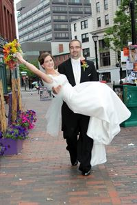 Weddings on DVD Package, Chuck Pelletier Images, Lewiston