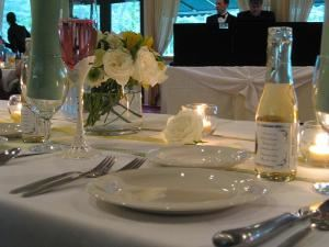 Siver Hills Premium Plated Dinner, Siver Hills Restaurant & Banquet House @ Pinehaven Country Club, Guilderland — Wedding