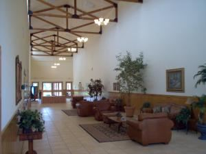 Grand Foyer, Leadership Training Center, Haines City — Bartley Foyer