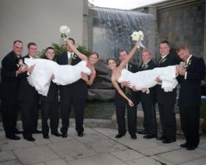 Rishell's Photography, Bear — Twins Married Brothers