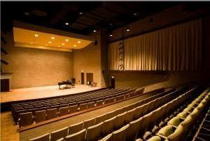 Harold and Jean Lambert Recital Hall, Clayton Center for the Arts, Maryville