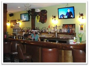 Banquet Bar Options, Hidden Valley Animal Adventure, Varysburg — Trail Side Bar Area
