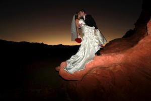 Scenic Las Vegas Weddings, Las Vegas