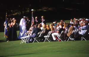 Wedding and Reception, Standard Package, StoneRidge, Blanchard — 19th Fairway Ceremony
