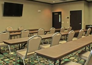Meeting Room, Comfort Inn and Suites Oklahoma City Airport, Oklahoma City
