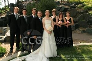Bronze Wedding Photography Package, CCG Creative Studios LLC, Champlin — Your Bronze Package