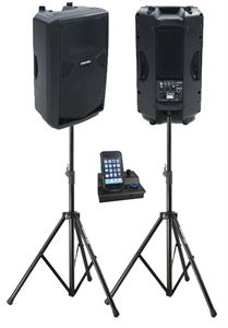iPod Sound System, AJ Productions - A/V Rental Montgomery, Montgomery