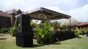 Sound System Package, AJ Productions - A/V Rental Montgomery, Montgomery