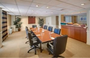 Wyndham Garden Hotel, Newark — Opal and Onyx Board Rooms