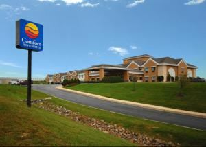 Comfort Inn & Suites, North East