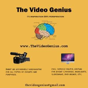 The Video Genius, Charlotte — www.thevideogenius.com