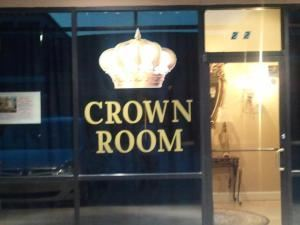 The Crown Room, 5th Avenue Event Hall, Buford — Entrance