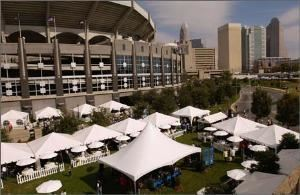 South Lawn Village, Bank of America Stadium, Charlotte