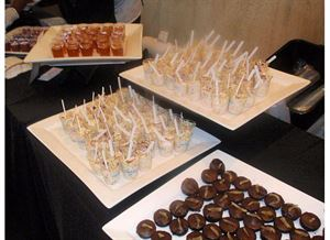 Luxe Catering Package, Celebrevents, New York — Specialty Appetizers