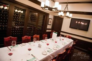 Wine Room, Smith & Wollensky - Philadelphia, Philadelphia