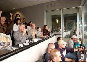 Hospitality Suites, Bank of America Stadium, Charlotte