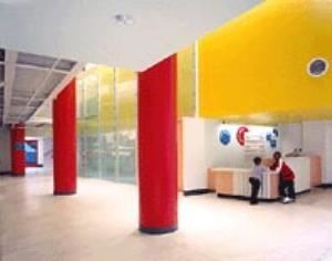 Lobby, Creative Corner or Theatre, Children's Museum of Manhattan, New York