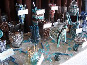 Partial Wedding Planning Package, ACL Event Planning, Piscataway — Candy Buffet