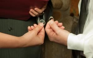 Icicle Valley Photography, Leavenworth — Our Wedding Rings