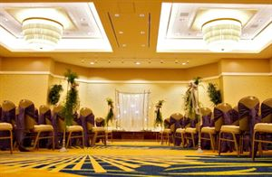 Saturday 10 Hour Wedding Package without Catering, Morrow Center, Morrow — Ceremony for 300