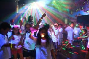 Funkytown Parties, Charlotte — FunkyTown Parties is the coolest birthday party place in Charlotte.  Choose from cool themes like Dance, Spa, Feather Head, Hip Hop, Glow Science, Funky Hula Hoop, Wii Gaming, Teen VIP and our Sweet 16 Package.