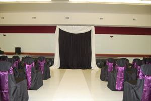 Gold Ceremony Rental Package, Gold Standard Events, Strathmore