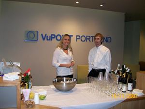 Catered Event - Premium Meeting, VuPoint Portland, Portland — Full Bar Service