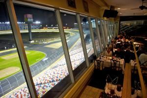The Speedway Club at Charlotte Motor Speedway, Concord — The Speedway Club Restaurant