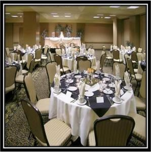 Regency Ballroom, Embassy Suites Portland - Washington Square, Portland