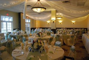 Friday Night Wedding up to 200 guests $8000 for the Whole Night, The Water Street Inn, Stillwater — Ballroom
