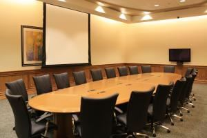 Boardroom, Scott Conference Center, Omaha