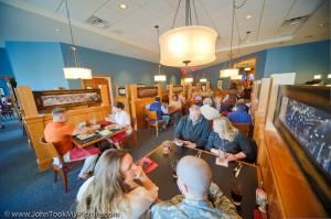Fife and Drum Restaurant, National Infantry Museum and Soldier Center, Columbus — Our fine dining restaurant, featuring a full bar. Open to the public from 11 am - 5 pm and available for night time rentals.