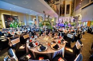 Grand Hall, National Infantry Museum and Soldier Center, Columbus — We can make your ball, fundraiser, or wedding a truly magical and sophisticated experience for your guests...