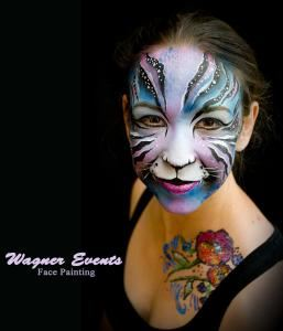 Wagner Events, Face Painting & Balloon Twisting, Valrico — Face painting by Wagner Events of Tampa.