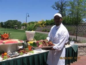 Wedding & Reception Event, Cujo's Big Smoke B-B-Q, Rancho Cucamonga — Layout